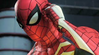 Spider-Man Uncovers Doc Ock's Sinister Six Plan + Vulture & Shocker Boss Fight (Spider-Man PS4)