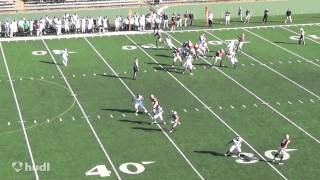 Curtis Slater Highlights #22 West Texas A&M