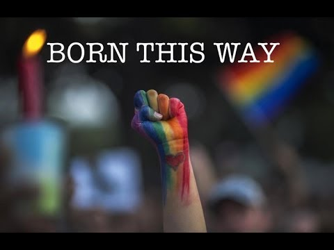 Born This Way || End Of 20gayteen Pride