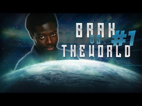 FIFA 17 - BRAK VS THE WORLD #1