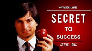 Steve Jobs Motivational Speech | Inspirational Video | Greatest Speech Ever