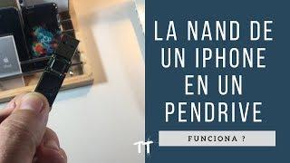 NAND DE IPHONE EN USB PARA QUITAR ICLOUD FUNCIONA ?