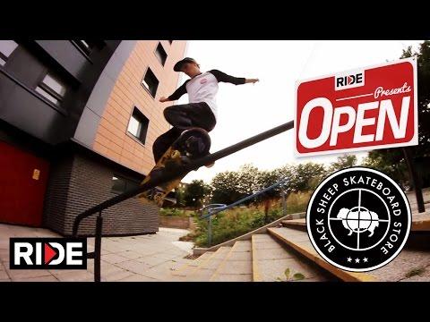 Black Sheep Skateboard Store - Manchester, UK - Open Ep. 17