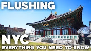 Flushing Queens Travel Guide: Everything you need to know