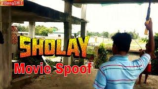 BangSHIT | Sholay Movie Spoof | JO DARR GAYA SAMJHO MAR GAYA