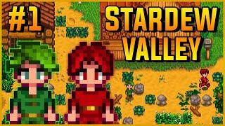 S JAK STARDEW - Stardew Valley #1 (z ZoQ)