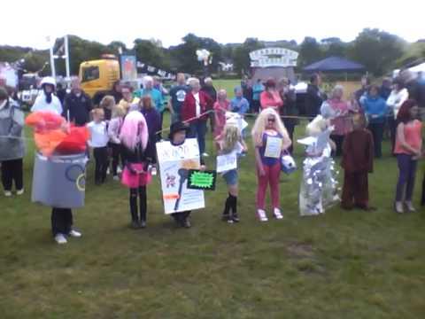 Carnifal Cwmann Carnival 2011