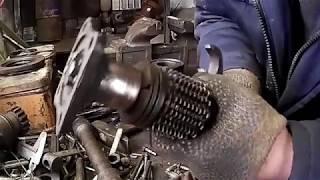 Промопора мтз82,устраняем течь сальников навсегда,правильно регулируем затяжку гайки хвостовика