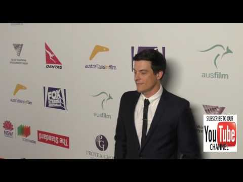 James Mackay at the Australians In Film's 5th Annual Awards Gala at NeueHouse in Hollywood
