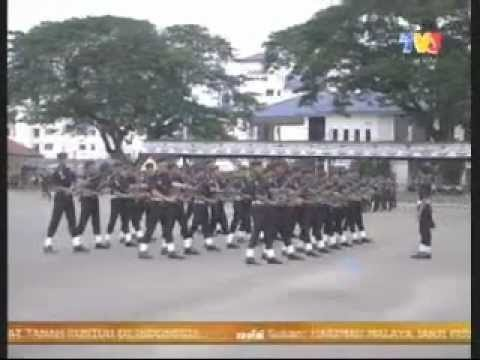 #PDRM 206: Rutin Harian Pelatih Inspektor dan Kadet Sarjan PDRM