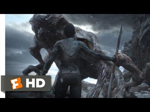 After Earth 2013  Kitai Battles the Ursa Scene 1010  Movieclips