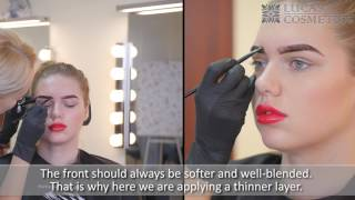 Video CC Brow eyebrow henna usage instruction with subtitles download MP3, 3GP, MP4, WEBM, AVI, FLV November 2017