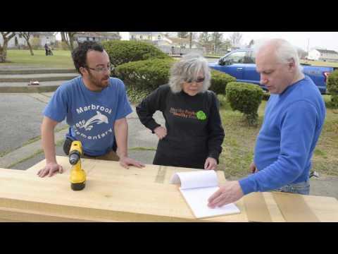 HFHK Marbrook Elementary School Garden Build