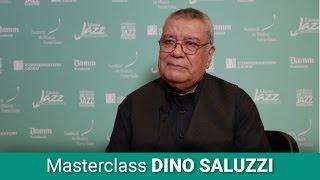 Masterclass amb Dino Saluzzi - #LiceuJazz