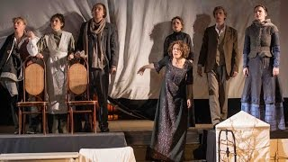 Review of The Cherry Orchard at BAM