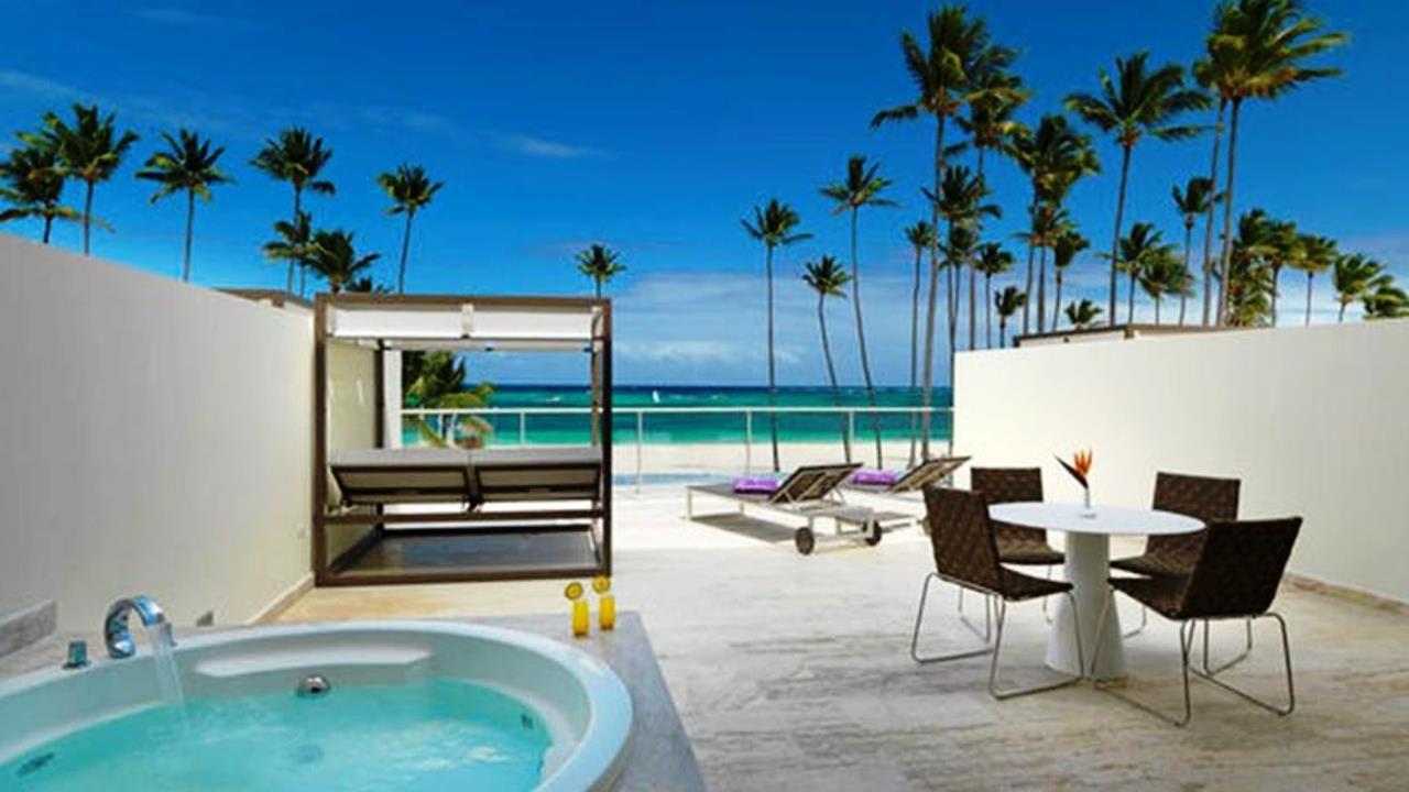 The Reserve At Paradisus Palma Real All Inclusive Bavaro Punta Beach Luxury Junior Suite Ocean Front