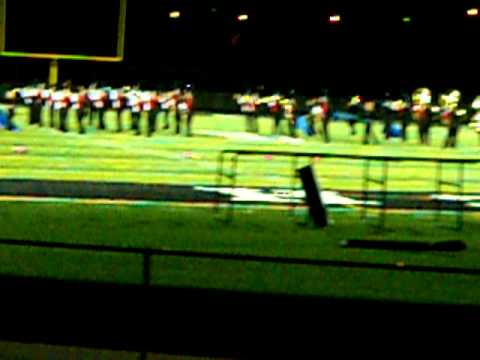 Newton Senior High School Marching Band 2011