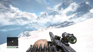 Far Cry 4 | Como subir la montaña (Himalaya)