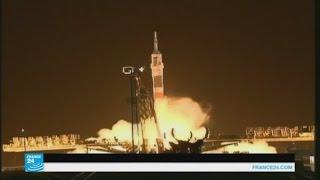 ثلاثة رواد جدد إلى المحطة الفضائية الدولية في مهمة تدوم 6 أشهر
