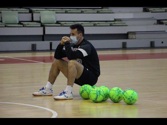 Rueda de Prensa Diego Giustozzi Previa Betis