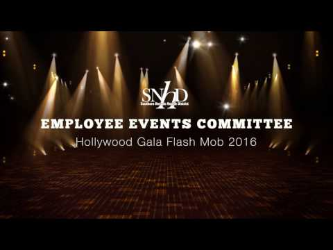 SNHD Employee Events Committee - Hollywood Gala 2016
