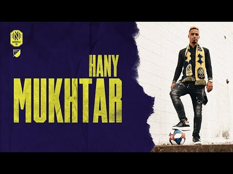 Nashville SC Signs Hany Mukhtar As First Designated Player For MLS