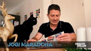 Rolf Miller über Jogi Maradona
