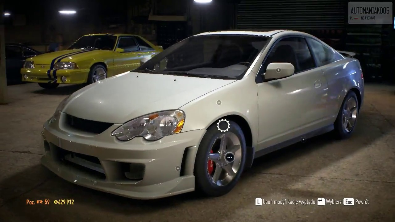 Need For Sd 2016 Acura Rsx Type S Tuning 1 6