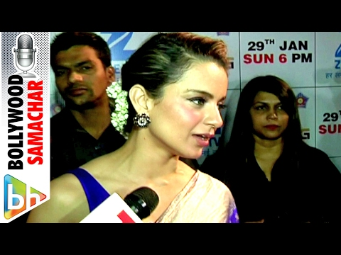 Thumbnail: Kangana Ranaut Slaps A Reporter In A Fun Way