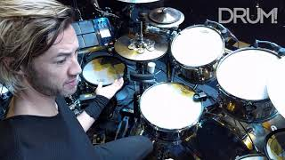 Gear Tour: Shakira Drummer Brendan Buckley's Massive Electronic/Acoustic Hybrid Drum Set