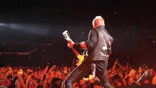 Metallica For Whom The Bells Tolls Live Columbus, OH 2017 - E tuning