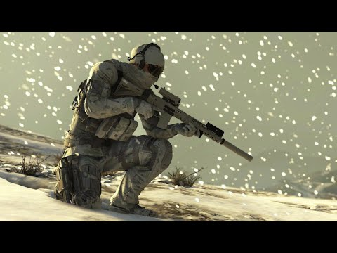 A Snow Sniper - GHOST RECON Breakpoint | Tactical & Stealth Gameplay (No Commentary) 4K HD |