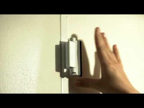 DOOR GUARDIAN - How it works demonstration & DOOR GUARDIAN - How it works demonstration - YouTube