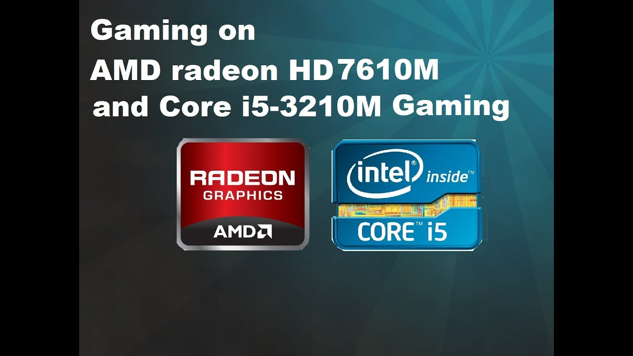 AMD RADEON HD 7610M DRIVER FOR WINDOWS DOWNLOAD