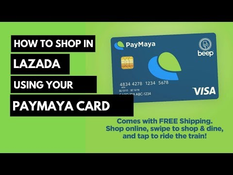 How To Shop On Lazada Using Paymaya