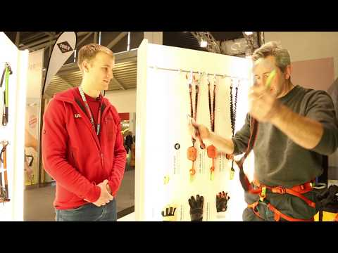 ISPO 2018 - Climbing Technology - Via Ferrata Sets