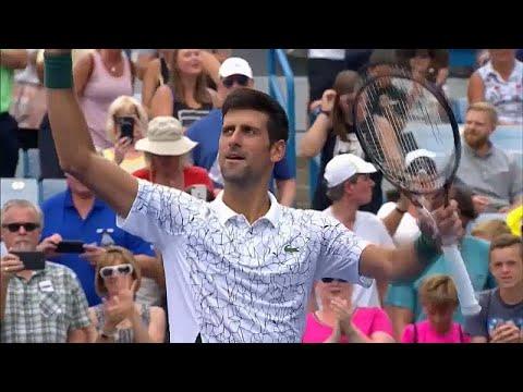 """Djokovic tenta por termo à """"maldição"""" de Cincinnati"""
