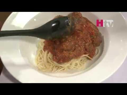 Spaghetti Meat Ball | Jhatpat Iftaari | Bharpoor Ramzan | HTV