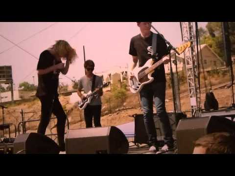"""The Orwells perform """"Who Needs You"""" @ FYF 2012"""