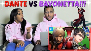 "ScrewAttack! ""Dante VS Bayonetta 