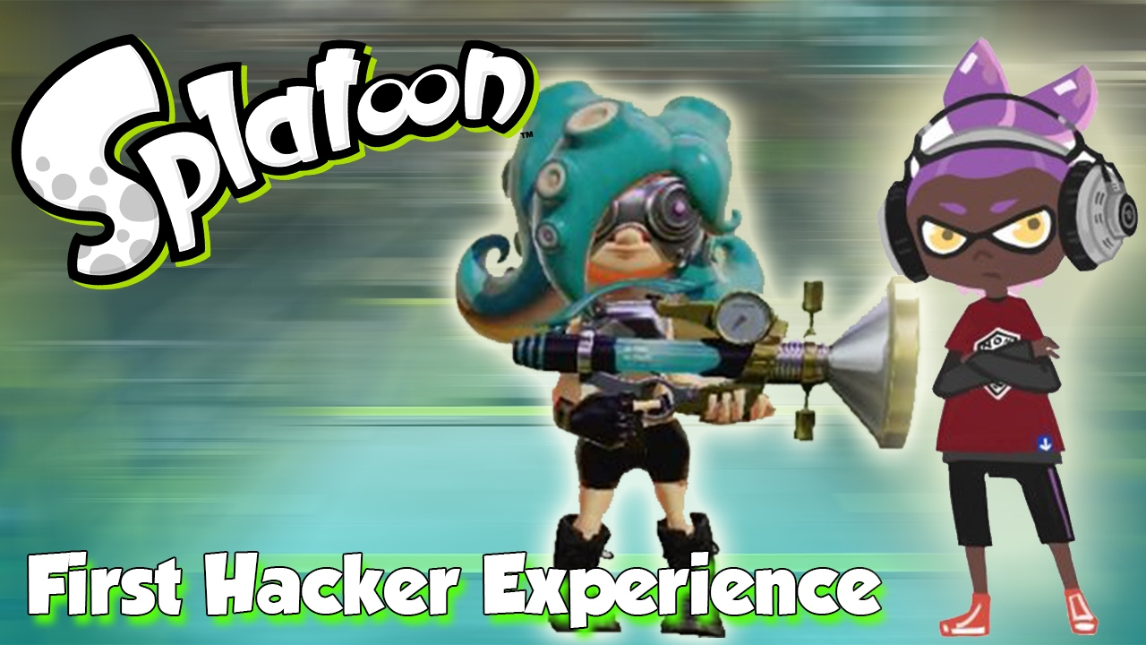 Splatoon - Sick Plays & Funny Moments! (First Hacker Experience & Haunted  Squids)