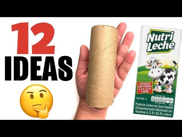 12 Mejores Ideas de Manualidades de 2018