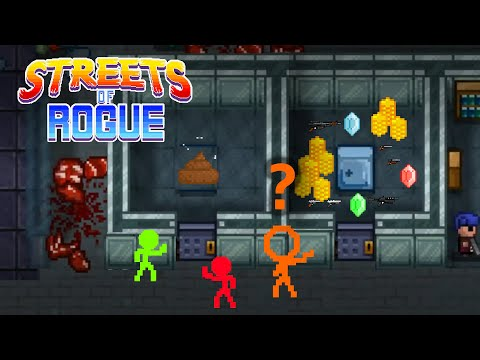 Beating the GAME! | Streets Of Rogue |