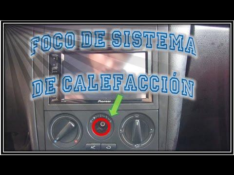 Sistema de calefaccion jetta a4