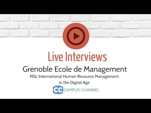 The Best Of - Grenoble EM - MSc International Human Resource Management in the Digital Age