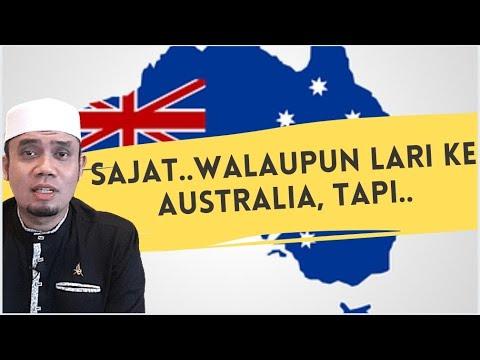 Download SAJ4T..Walau Lari ke Australia Tapi..