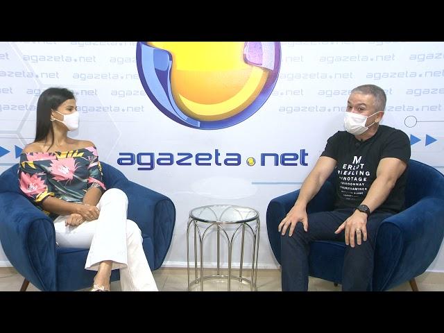 Entrevista Agazeta.net especial Enem