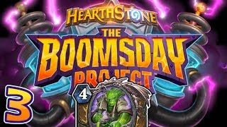 BOOMSDAY PROJECT REVIEW #3 - A Super OP and a Super Hype Card!   Hearthstone