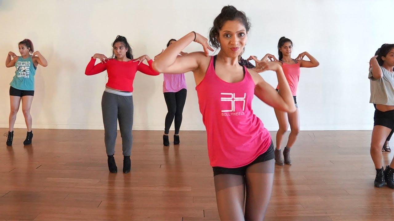 DILBAR (BollyHEELS Dance Class) - Neha Kakkar | Nora Fatehi | SwaraDance Choreography