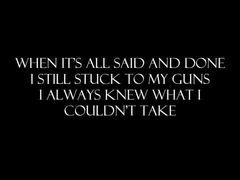 Five Finger Death Punch - Bad Seed Lyrics